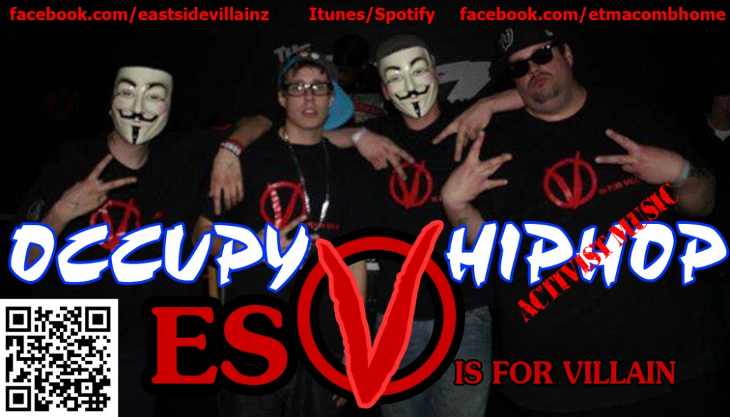 ESV Eastside Villainz Occupy HipHop