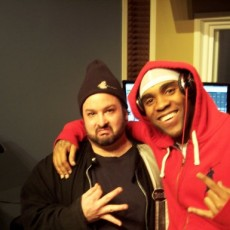 Mike Jones Visits WiseGuy Records